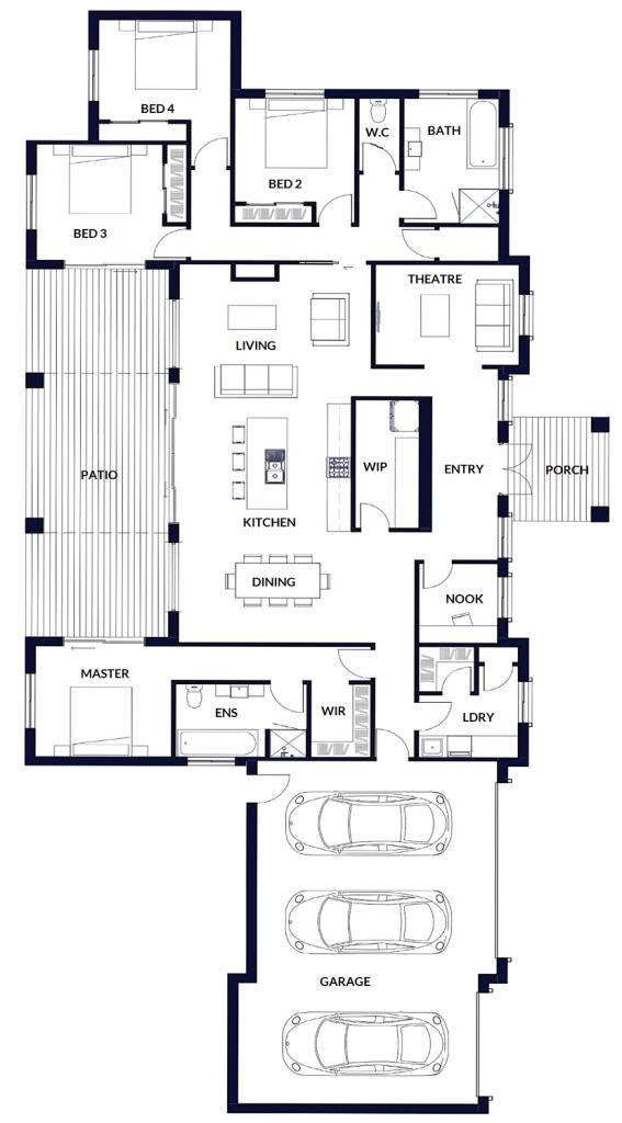 18 Floor