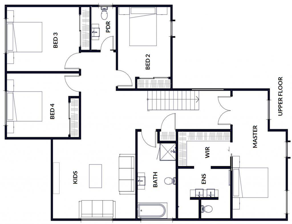 8 Floor Upper